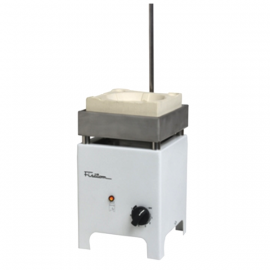 FULKONTROL Calefactor para altas temperaturas Elemento calefactor incorporado en cer‡mica refractaria. Acepta frascos Kjeldahl d