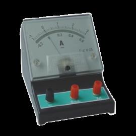 Amperimetro DC Doble rango 0-06A y 0-3A