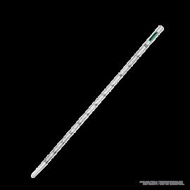 Pipeta serologica desechable env. Individual 2 ml. algod—n verde. Esteril