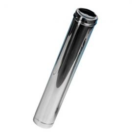 Pipetero INOX. 400 mm largo x 60 mm diametro