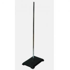 Soporte Univ. base rectangular 65 cm alto