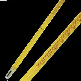 Termometro ASTM 10C. 90 a 370 C : 2 C