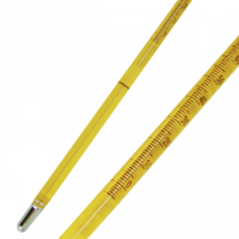Termometro ASTM 97F. 0 to 0 120 F : 1 F