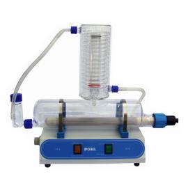 Destilador de Agua mod 710. 4 lts/h. 3000 Watts. 220 Volts. 50 Hertz Libre de pirógeno - calefactor en cuarzo
