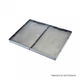 Adaptador para 2 microplacas para shaker MX-M