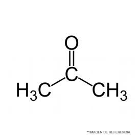 Acetona 99.8 para HPLC y espectroscopia. 1 Lt.