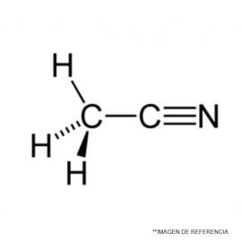 Acetonitrilo 99.9. para HPLC. 1 Lt.