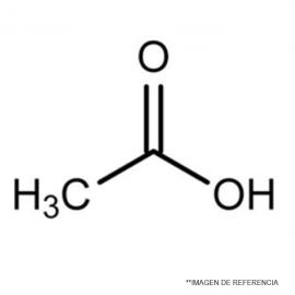 Acido Acetico glacial 99.7. PA. 1 Lt.