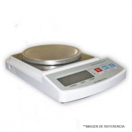 Balanza digital electronica - economica - 500 gr - 0.01 gr. adaptador y pilas
