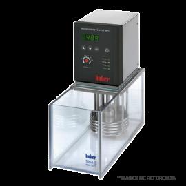 Baño termostatizado MPC-108A de 8 lt. 100C. incluye cuba de Policarbonato