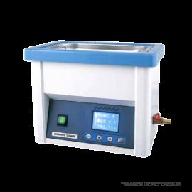 Baño Ultrasonido 3 lt digital calefaccionado