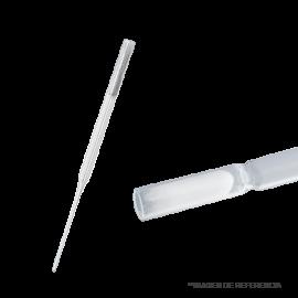 Caja 250 un. Pipeta Pasteur de 230 mm TAPONADA