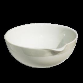Capsula de evaporacion de porcelana. 100 ml