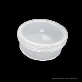 Frasco de Baciloscopia transparente 30 cc