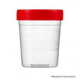 FRASCO ORINA 150ML PP B/U minimo 350 unidades (1 caja)