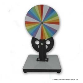 Disco Newton para los colores