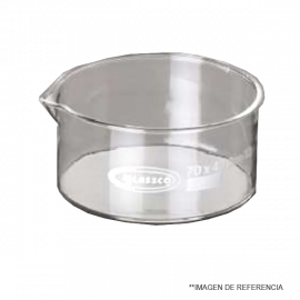 Cristalizador. 320 ml. diam 95 mm