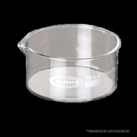 Cristalizador. 600 ml. diam 125 mm