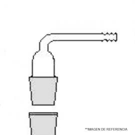 Codo Reductor NS 19/26 macho