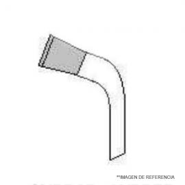 Colector recepción destilado. hembra NS 24/40