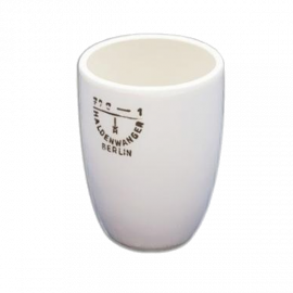 crisol forma alta 45 x 56 mm. 50 ml