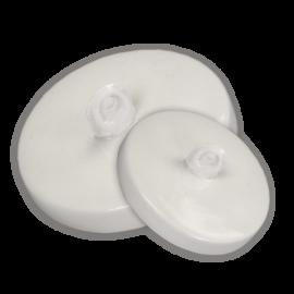 Tapa para crisol de diametro hasta 43 mm