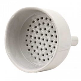 embudo buchner tradicional 114 x 195 mm. 580 ml