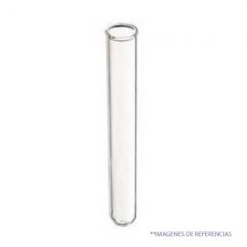 Tubo de ensayo borex 12X75. por Unidad