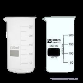 Vaso precip forma alta 250 ml