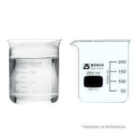 Vaso precip forma baja 250 ml