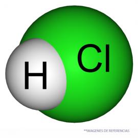 Acido clorhidrico PA nacional Lt.