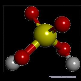 Acido sulfurico PA nac. Lt.