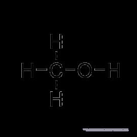 Metanol (alcohol metilico) Lt.