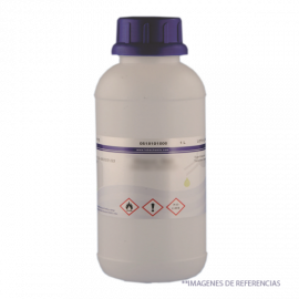 Metanol 99.8. PA. 1 Lt.