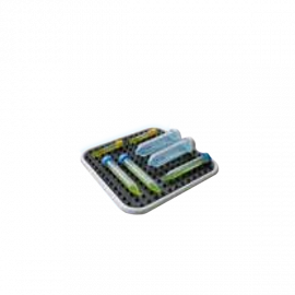 Plataforma Dimpled mat. para A0002