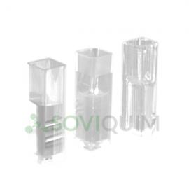 Cubeta para espectrometr'a rango UV 4.5 ml