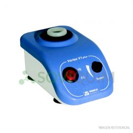 Vortex Modelo Mixer V1. velocidad variable. para tubos 1.5 a 50 ml — 20 mm diametro