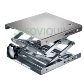 Elevador para laboratorio 20x20 Aluminio