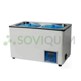 Baño termostático digital 6,3 litros con tapa