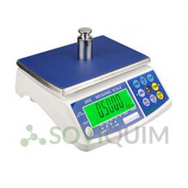 Balanza digital microprocesada 6 Kg, 0.5 grs