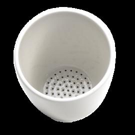 Crisol Gooch 25ml de porcelana