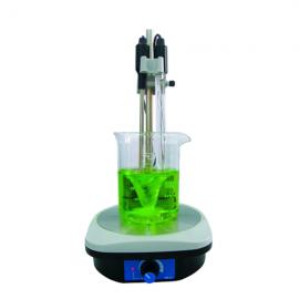 Agitador 0-2300 rpm. capacidd maxima 1 litro. incluye soporte electrodo